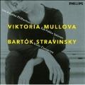 Stravinsky, Bartok - Violin Concertos / Mullova, et al