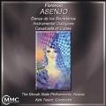 Asenjo: Music for Orchestra Vol 1 / Kirk Tervor, et al