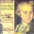 EARLY SYMPHONIES-COMP:SAMMARTI