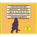 Brahms: Quintette, Sextette / Amadeus Quartet
