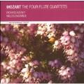 Mozart: The Four Flute Quartets No.1-No.4 / Richard Adeney(fl), Melos Ensemble