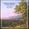 C.A.Goepfert: Clarinet Concertos