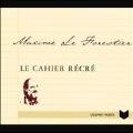 LE CAHIER RECRE-17 CHANSON
