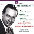 Zino Francescatti Vol 2 - Lalo: Symphonie Espagnole;  et al