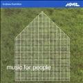 「人々のための音楽」~アンドリュー・ハミルトン: 作品集
