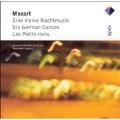Mozart: Eine kleine nachtmusik, etc / Leppard, Scottish CO
