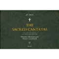 J.S.Bach: The Sacred Cantatas / Nikolaus Harnoncourt(cond), Concentus Musicus Wien, etc