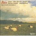 Bax: Nonet, Oboe Quintet, Elegiac Trio, etc / Nash Ensemble