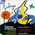 Rodrigo: 3 Guitar Concertos / Morena, Batiz, Mexico State SO