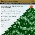 Classical Christmas Favorites - Handel, Bach, Schubert et al