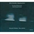 A.Schnittke: Symphony No.9 (1997/2006 Reconstructed by Alexander Raskatov); Raskatov: Nunc Dimittis -In Memory of Alfred Schnittke (1/7-9/2008) / Dennis Russell Davies(cond), Dresden PO, etc