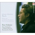 J.S.Bach: Arias from the Sacred Cantatas / Peter Schreier, Hans-Joachim Rotzsch, Neues Bachisches Collegium Musicum