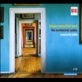J.S.Bach: The Orchestral Suites No.1-4