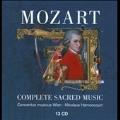 モーツァルト: 宗教曲音楽全集
