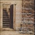 J.S.Bach: Concerto for Two Violins BWV1043; Schnittke: Moz-Art a la Haydn, etc
