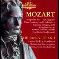 """Mozart: Symphony No.41 """"Jupiter"""", No.40, Piano Concerto No.20, Serenata Notturna, etc"""