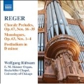 Reger: Organ Works Vol.15