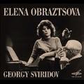 G.Sviridov: Romances and Songs