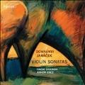 E.Dohnanyi: Violin Sonata Op.21; Janacek: Violin Sonata, etc