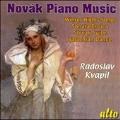 V.Novak: Piano Music