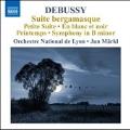 Debussy: Orchestral Works Vol.6 - Suite Bergamasque, Petite Suite, etc
