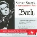 Steven Staryk - A Retrospective Vol.3 - J.S.Bach