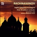 Rachmaninov: All Night Vigil Op.37