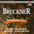 Bruckner: Symphony no 7 / Daniel Barenboim