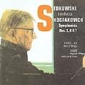 Stokowski Conducts Shostakovich - Symphonies No.5, No.6, No.7 / Philadelphia Orchestra, etc
