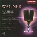 Wagner: Parsifal - An Orchestral Quest (arr. Henk de Vlieger)