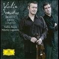 Violin Sonatas - Janacek, Grieg, Franck