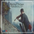 W.B.Molique: String Quartets Vol.3 - No.1 Op.16, No.2 Op.17