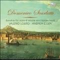 D.Scarlatti: Sonatas for Viola d'Amore & Harpsichord