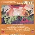Jolivet: Works for Flute, etc /Artaud, Mefano, Ensemble 2E2M