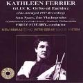 Kathleen Ferrier - Gluck: Orfeo ed Euridice (Abridged)