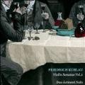 F.Kuhlau: Violin Sonatas Vol.1