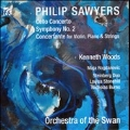 Philip Sawyers: Cello Concerto, Symphony No.2, etc