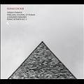 Franck: Prelude, Choral et Fugue; Brahms: Piano Sonata No.3