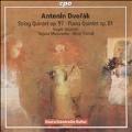 Dvorak: String Quintet Op.97, Piano Quintet Op.81
