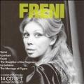 Mirella Freni - 6 Complete Operas - Handel: Serse; Bellini: I Puritani; Gounod: Faust; Donizetti; Puccini: La Boheme; Mozart: La Nozze di Figaro