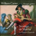 La Guitarra Espanola -S.de Murcia:Folias Espanolas/Prelude/Passacalles/etc :William Carter(baroque-guitar)/Susanne Heinrich(bass viol)
