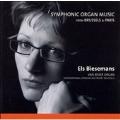 SYMPHONIC ORGAN MUSIC -FRANCK/GIBSON/J.JONGEN/AUBERTIN/ETC:ELS BIESMANS(org)