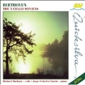 Beethoven: The 5 Cello Sonatas / Markson, Osorio