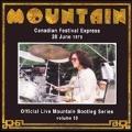Canadian Festival Express 28 June 1970