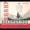 Rachmaninov: Piano Sonatas No.1, No.2, Andante Ma Non Troppo, etc