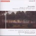 Serenade - Songs of Night and Love Romantic Partsongs for Male Choir