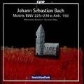 J.S.Bach: Motets BWV.225-BWV.230 & Anh.159
