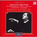Brahms: Piano Concerto No 1; Alto Rhapsody
