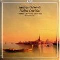 Gabrieli: Psalmi Davidici / Picotti, Capella Dvcale Venetia