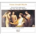 Haydn - The Art of the String Quartet /Prazak String Quartet
